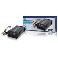 7-stage automatic 12 V 20 A battery Chargeur