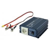 Convertisseur en pure sinusoïde 300W 12 - 230 V HQ