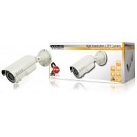 Caméra CCTV haute résolution avec lentille progressive