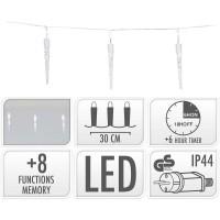 ICICLE LIGHTING | 40 LED | 6 METER LIGHTING | WHITE