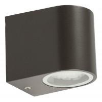 Applique LED Murale 2.4 W 230 lm Gris foncé