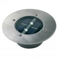 Spot solaire 2 LED Rond