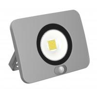 Projecteur LED avec capteur de mouvements 30 W 2240 lm