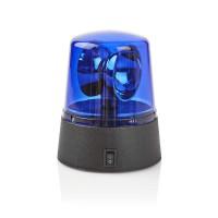 Éclairage d'Urgence Créatif | Bleu | 35 ln | 11cm de hauteur