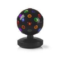 Boule Disco Multicolore | 6 W | 550 lm | 20 cm