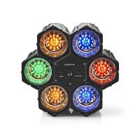 Lampe d'Ambiance Jeu de Lumières | Multicolore | avec 126 LED