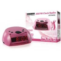 Radio-réveil AM/FM