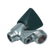 Robinet avec valve à air KIWA