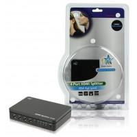 Répartiteur HDMI 4 ports avec support 3D
