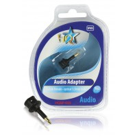 Adaptateur Audio toslink femelle - opt. 3.5mm male
