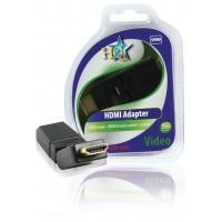 Adaptateur HDMI mâle - HDMI tournant femelle + Rotation