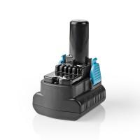 Batterie pour outils électriques | Li-Ion | 10,8 V | 4 Ah | 43,2 Wh | Remplacement pour Hitachi