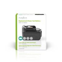 Batterie pour outils électriques | Li-Ion | 14,4 V | 4 Ah | 57,6 Wh | Remplacement pour Makita