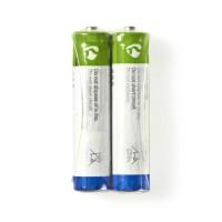 Pile Zinc-Carbone AAA | 1.5 V | 2 pièces