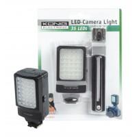 Lumière à LED pour appareil-photo 35 LED