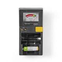 Testeur de piles | AAA, AA, C, D, 9 V et piles-boutons