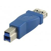 Adaptateur USB 3.0 USB A femelle –USB B mâle