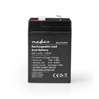 Batterie au Plomb-acide 6 V | 4500 mAh | 70 x 47 x 101 mm