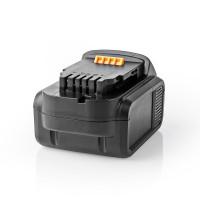 Batterie pour Outils Électriques   Li-Ion   14,4 V   4 Ah   57,6 Wh   Pièce de rechange pour Dewalt