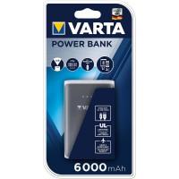 Batterie de secours pour telephone 6000 mAh Gris