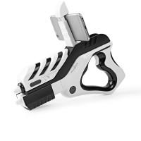 Pistolet de Réalité Augmentée   Multi-joueurs   Noir/Blanc