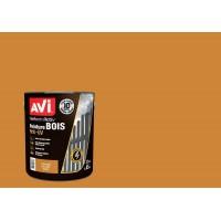 AVI Peinture pour bois - Ton bois satin - 2,5 L