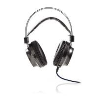 Casque Gamer | Tour d'oreille | Retour de Force | Lampe LED | Connecteurs USB et 3,5 mm