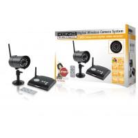 Système de caméra numérique sans fil 2.4GHZ
