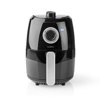 Friteuse à Air Chaud | 2,4 litres | Minuteur de 30 Minutes | Noir