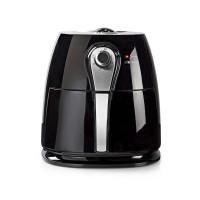 Friteuse à Air Chaud | 3 Litres | Minuteur de 30 minutes | Noir