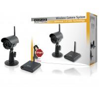 Système de caméra sans fil 5.8 GHz