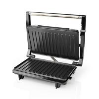 Gril compact | 750 W | Aluminium