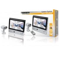 """Moniteur LCD 7"""" avec caméra"""