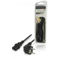 Câble d'alimentation Schuko - IEC320 C13 1.80 m