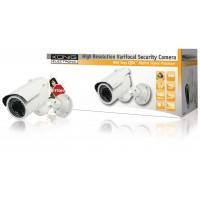 Caméra de sécurité avec processeur de signal numérique Sony Effio™ et lentille varifocale