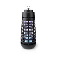 Destructeur d'Insectes Électrique   4 watts   LED   Noir