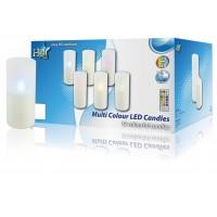 Bougies LED RGB