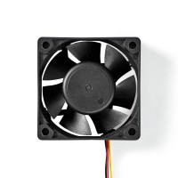 Ventilateur de Refroidissement pour Ordinateur | DC | 60 mm | 3 Broches | Silencieux