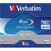 Blu Ray R/W 50 GB