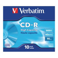 CD R/W 800 MB
