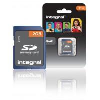 SD (Secure Digital) Carte mémoire 4 2 GB