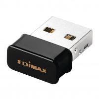 Adaptateur reseau Sans fil Dongle Wi-Fi et Bluetooth N150 2.4 GHz Noir