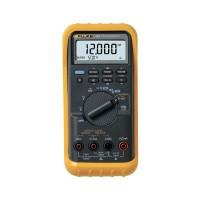 Multimètre de processus, TRMS AC, LCD / Rétroéclairage, 1000 VAC, 1000 VDC, 1 ADC