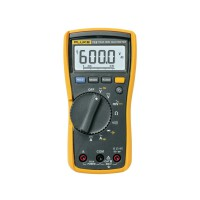 Multimètre numérique FLUKE 115 TRMS AC 6 000 chiffres 600 VAC 600 VDC 10 ADC