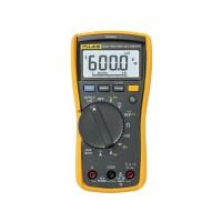 Multimètre numérique FLUKE 117 TRMS AC 6 000 chiffres 600 VAC 600 VDC 10 ADC