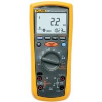 Testeurs d'isolation 2 GOhm 50 VDC / 100 VDC / 250 VDC / 500 VDC / 1000 VDC 1000 VAC TRMS AC