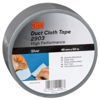 Insulation Tape 48 mm x 50 m Silver