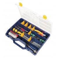 Boîte de Rangement 460 x 350 x 81 mm 5 - 26 compartiments