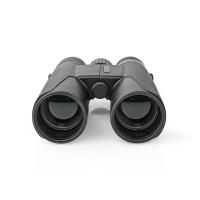 Jumelles | Agrandissement : 10 | Diamètre de l'objectif : 42 mm | Dégagement Oculaire : 12 | Angle de Vue : 96 m |