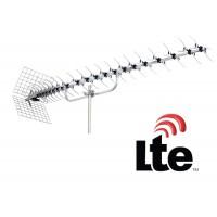 Antenne UHF 24 éléments avec filtre LTE